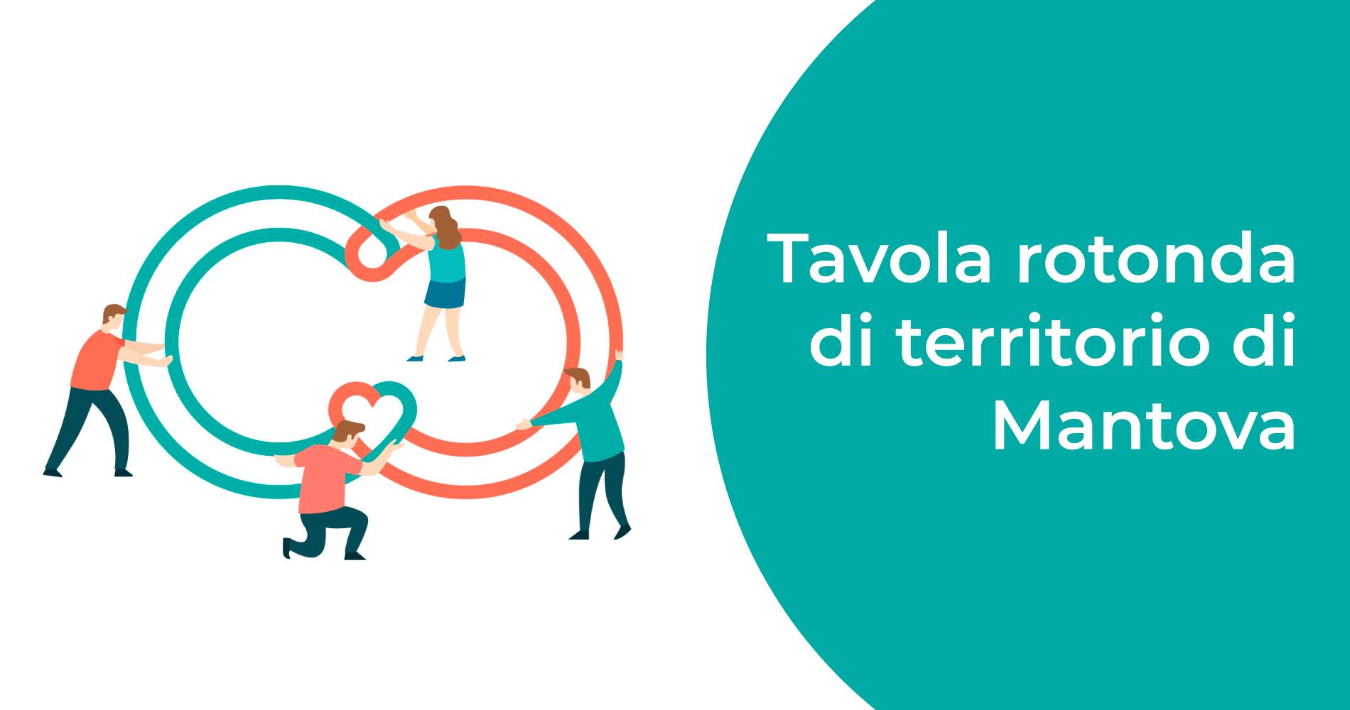 Tavola rotonda di territorio di Mantova
