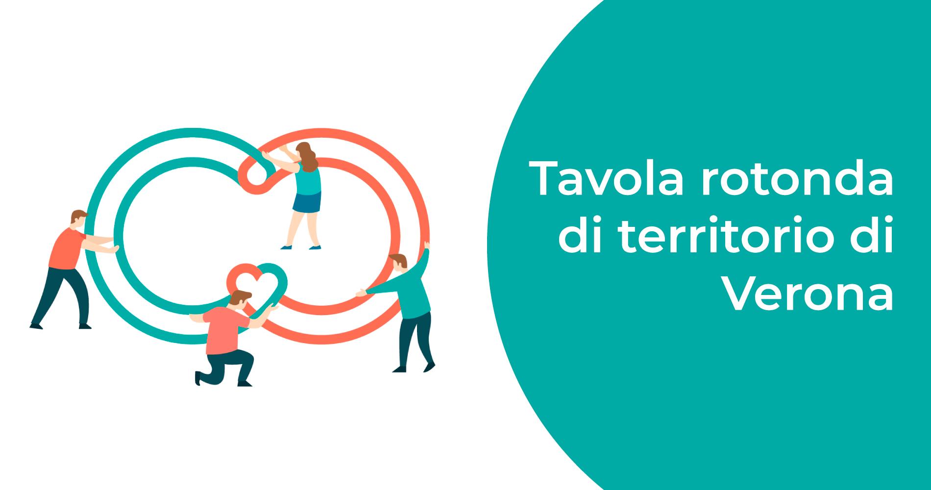 Tavola rotonda di territorio di Verona